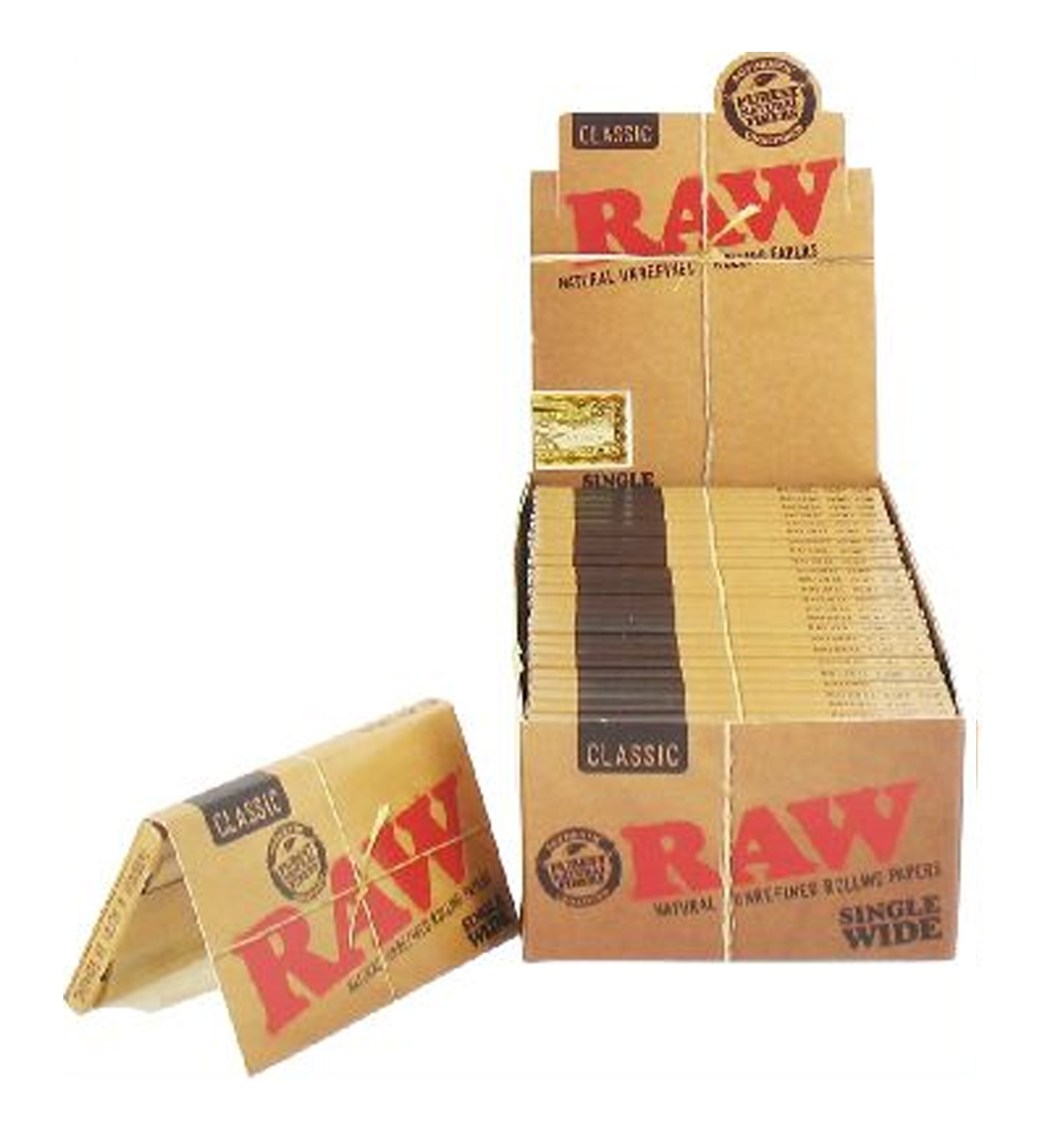 RAW REGULAR PAPER