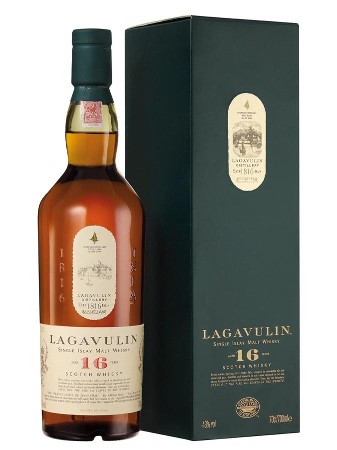 LAGAVULIN 16 ANS