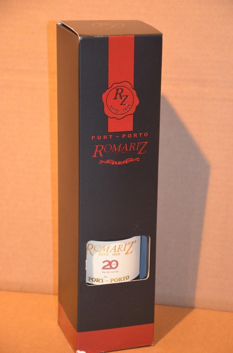 PORTO ROMARIZ 20 ANS