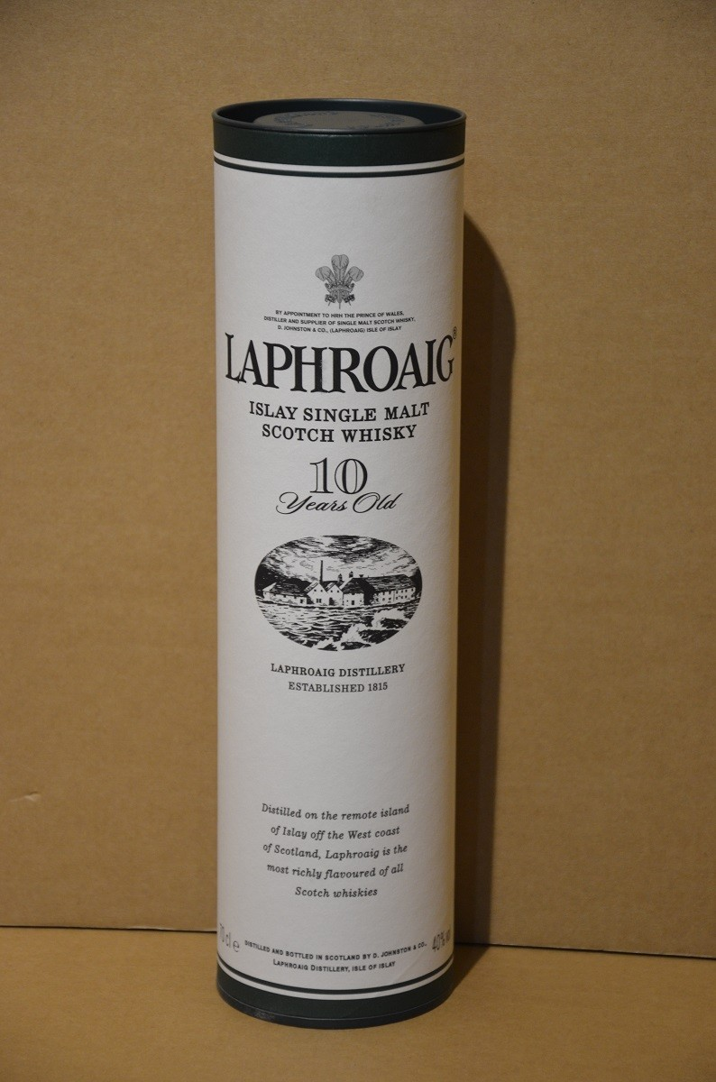 LAPHROAIG 10 Y.