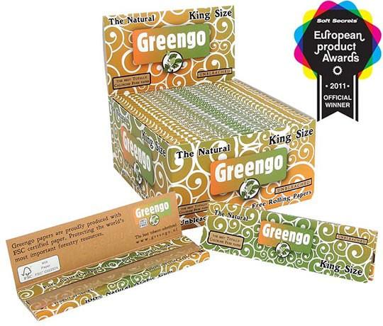 Greengo King Size Regular (*)
