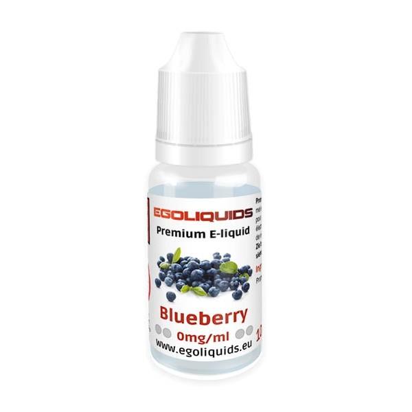EGOLIQUID BLUEBERRY 10 ml