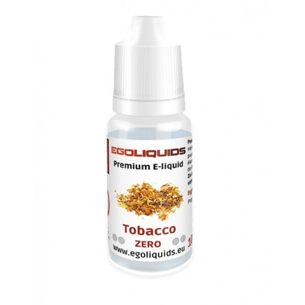 EGOLIQUID TOBACCO 10ml (*)