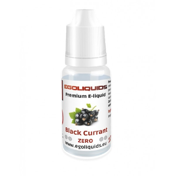 EGOLIQUID BLACKCURRANT 10ml.