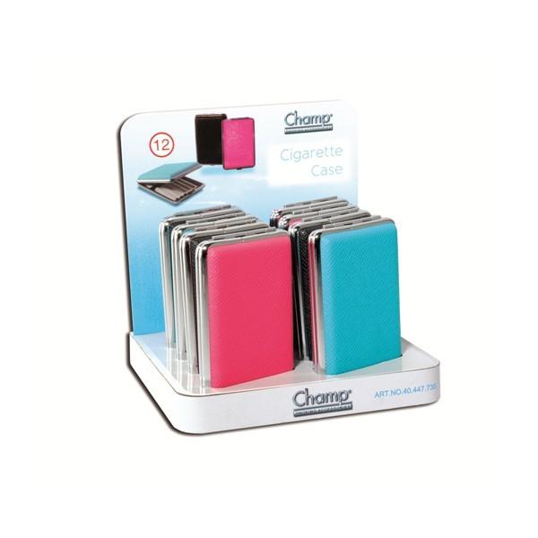 PU cig case colored DL-12