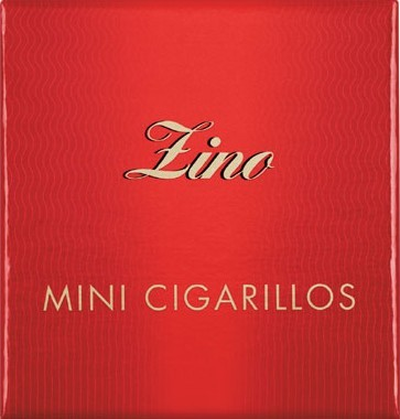 Zino Red Mini Cigarillos/20