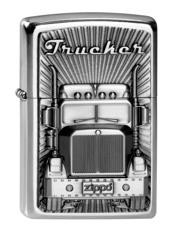ZIP207 Trucker Emblem
